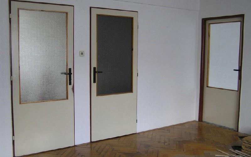 Drzwi wewnętrzne do starych ościeżnic